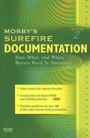预订Mosby's Surefire Documentation