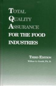 预订Total Quality Assurance for the Food Industries
