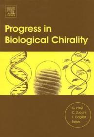 预订Progress in Biological Chirality