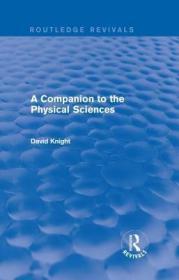 预订A Companion to the Physical Sciences