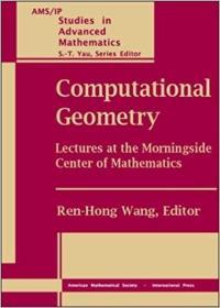 预订Computational Geometry