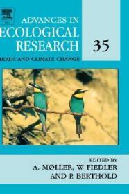 预订Birds and Climate Change