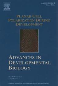 预订Planar Cell Polarization during Development