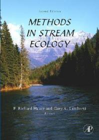 预订Methods in Stream Ecology