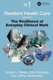 预订Resilient Health Care, Volume 2