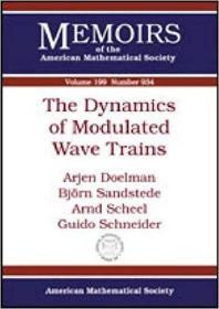 预订The Dynamics of Modulated Wave Trains