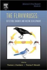预订The Flaviviruses: Detection, Diagnosis and Vaccine Development