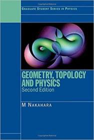 预订 Geometry, Topology and Physics, Second Edition
