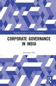 预订Corporate Governance in India