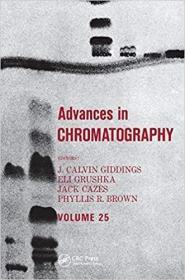 预订Advances in Chromatography
