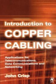 预订Introduction to Copper Cabling