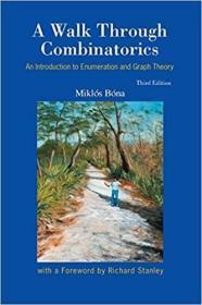 预订 A Walk Through Combinatorics: An Introduction t