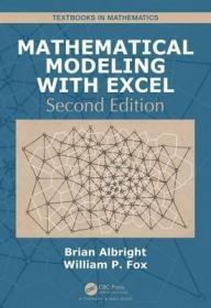 预订Mathematical Modeling with Excel