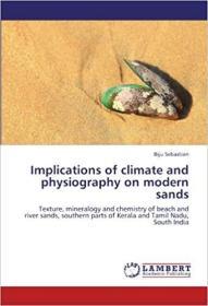 预订 Implications of Climate and Physiography on Mod