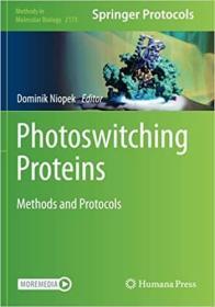 预订Photoswitching Proteins: Methods and Protocols (2020)
