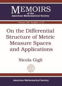 预订On the Differential Structure of Metric Measure Spaces and Applications