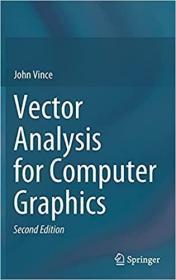 预订Vector Analysis for Computer Graphics (2021)