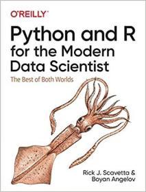 预订Python and R for the Modern Data Scientist: The Best of Both Worlds