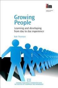 预订Growing People