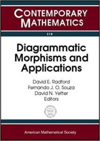 预订Diagrammatic Morphisms and Applications