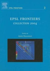 预订EPSL Frontiers