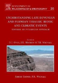 预订Understanding Late Devonian and Permian-Triassic Biotic and Climatic Events