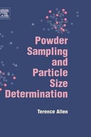 预订Powder Sampling and Particle Size Determination