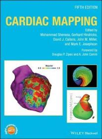 预订 高被引图书Cardiac Mapping