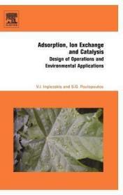 预订Adsorption, Ion Exchange and Catalysis
