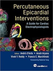 预订 Percutaneous Epicardial Interventions: