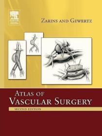 预订Atlas Of Vascular Surgery - Paperback Edition