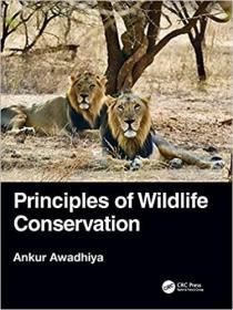 预订Principles of Wildlife Conservation