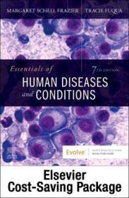 预订Essentials of Human Diseases and Conditions - Text and Workbook Package