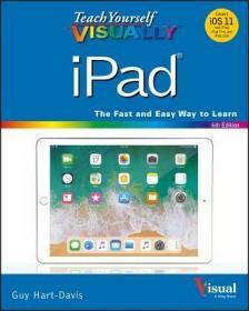 预订Teach Yourself Visually iPad