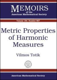 预订Metric Properties of Harmonic Measures