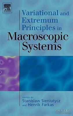 预订 高被引图书Variational and Extremum Principles in Macroscopic Systems
