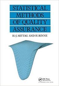 预订Statistical Methods of Quality Assurance