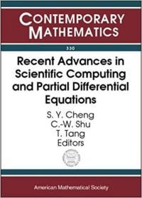 预订Recent Advances in Scientific Computing and Partial Differential Equations