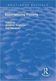 预订Experiencing Poverty