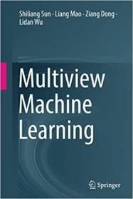 预订 Multiview Machine Learning