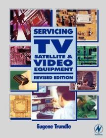预订Servicing TV, Satellite and Video Equipment