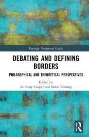 预订Debating and Defining Borders
