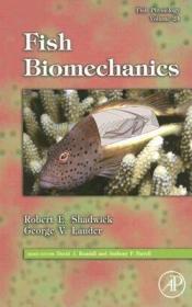 预订Fish Physiology: Fish Biomechanics