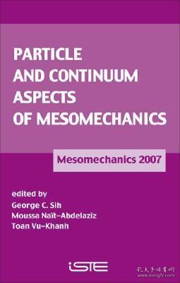 预订 高被引图书Particle and Continuum Aspects of Mesomechanics