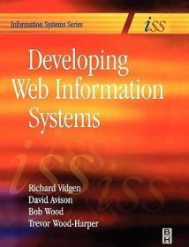 预订Developing Web Information Systems