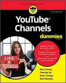 预订Youtube Channels for Dummies