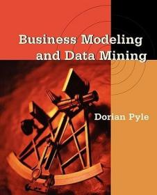 预订Business Modeling and Data Mining