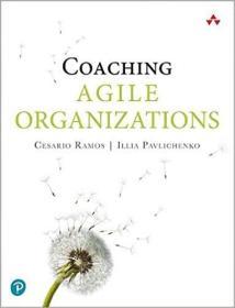 预订Coaching Agile Organizations