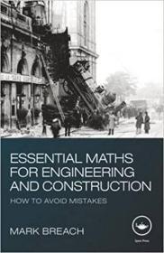 预订Essential Maths for Engineering and Construction