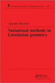 预订Variational Methods in Lorentzian Geometry